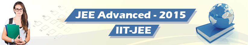 JEE Advanced (2015)