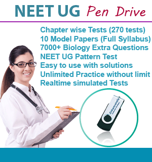 neet ug chapter tests and model papers
