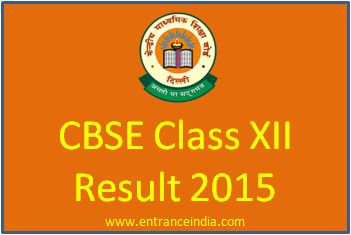 cbse class xii (12) examination result declared