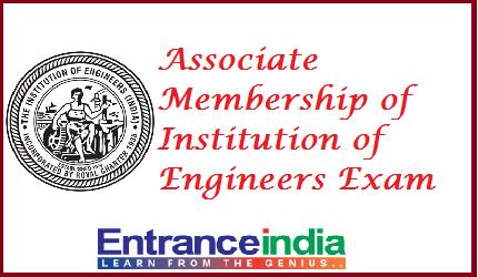 Associate Membership of Institution of Engineers Exam